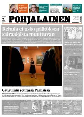 Pohjalainen 2.6.2017 | ePress